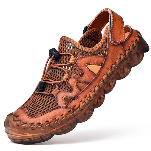Hollow Mesh Causal Hiking Outdoor Men's Shoes