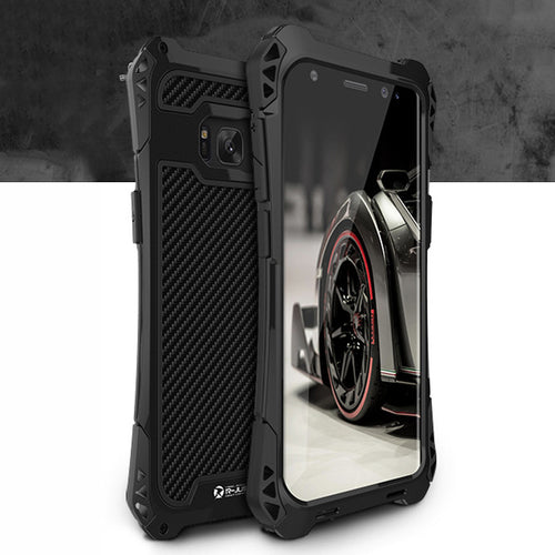 Aluminum Alloy Frame Shock-proof Phone Case for Iphone 5/5S/6/6Plus