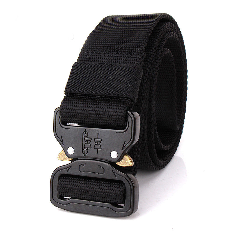 Black Tactical Padded Quick Dry Heavy Duty Padded Waist Belt