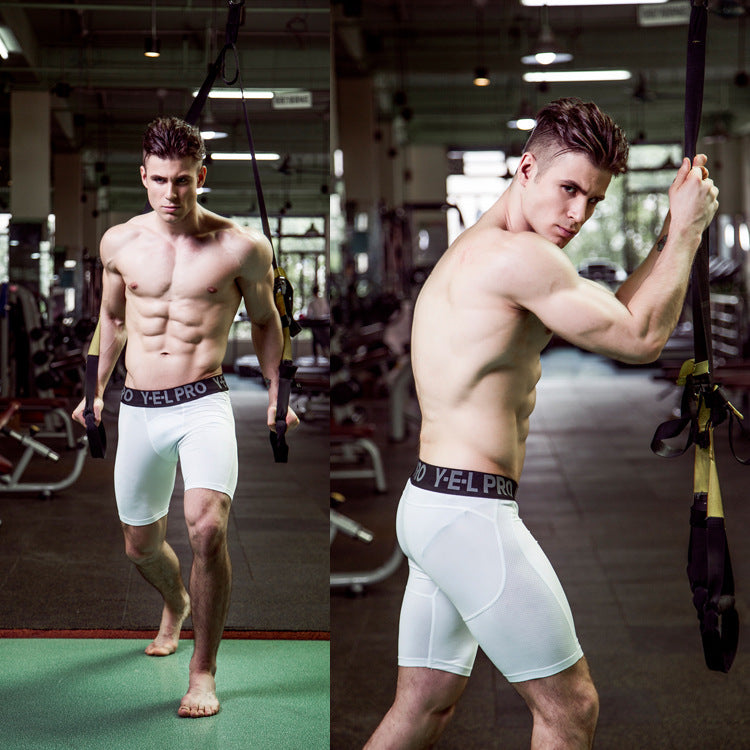 Slim Mesh Fast Drying Men's Sportswear Shorts