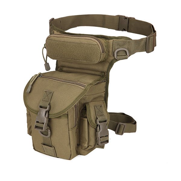 New Portable Waterproof Camo Leg Bag (Suitable for Camera)