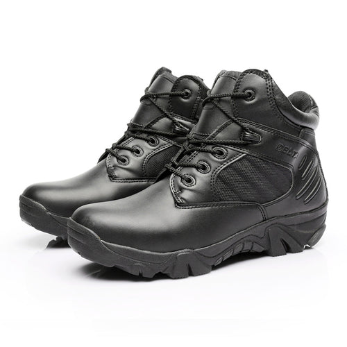 High Quality Tactical Military Desert Ankle Men's Boots