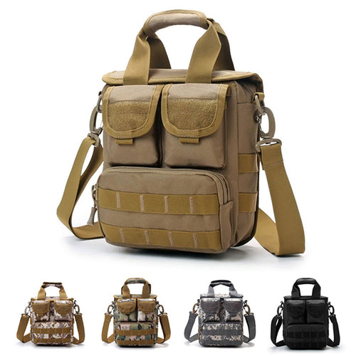 Outdoor Camo Waterproof Portable Tactical Backpack
