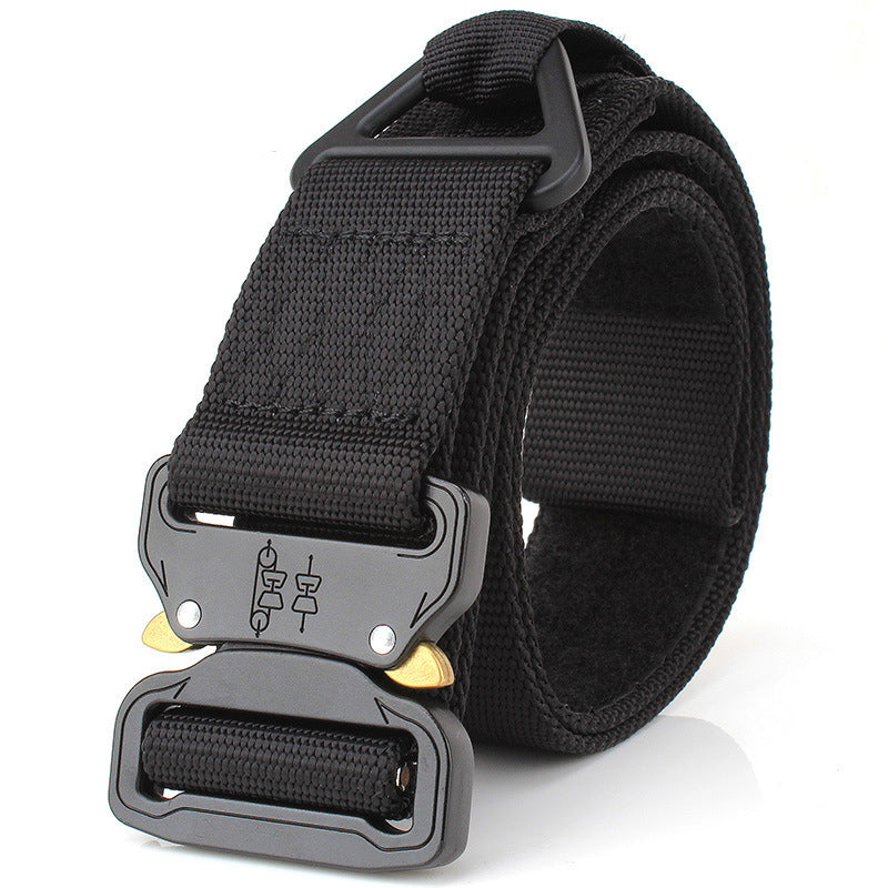 Tactical Rescue Rappelling Safety Nylon Waist Belt