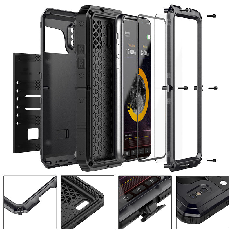 Shockproof Waterproof Diving Phone Case for iPhoneX 8/8 Plus/7/7 Plus/6/6s/6 Plus