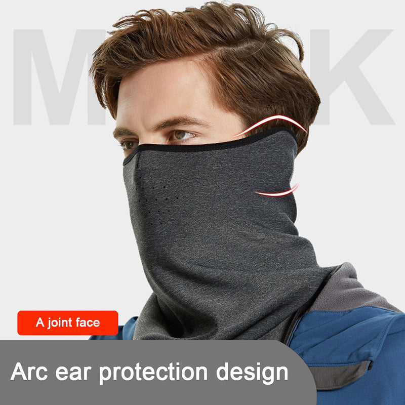 Men Women UV Block Motorcycle Cycling Windproof Scarf Half Face Cover