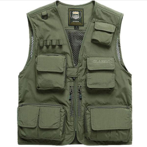 Sports and Outdoor Men's Functional Vest