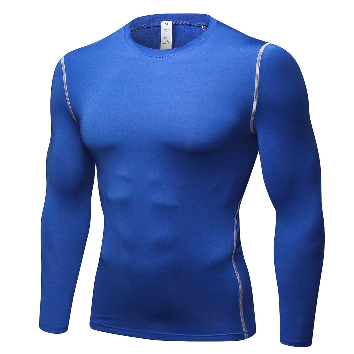Fast Drying Fitness Long Sleeve Men's Sportswear T-shirt