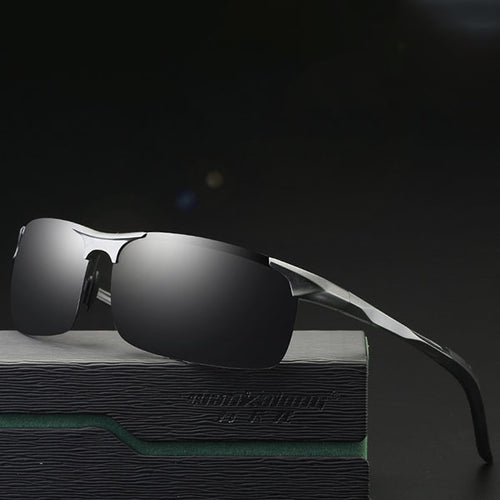 Outdoor Sports Riding Polarized Men's Sunglasses