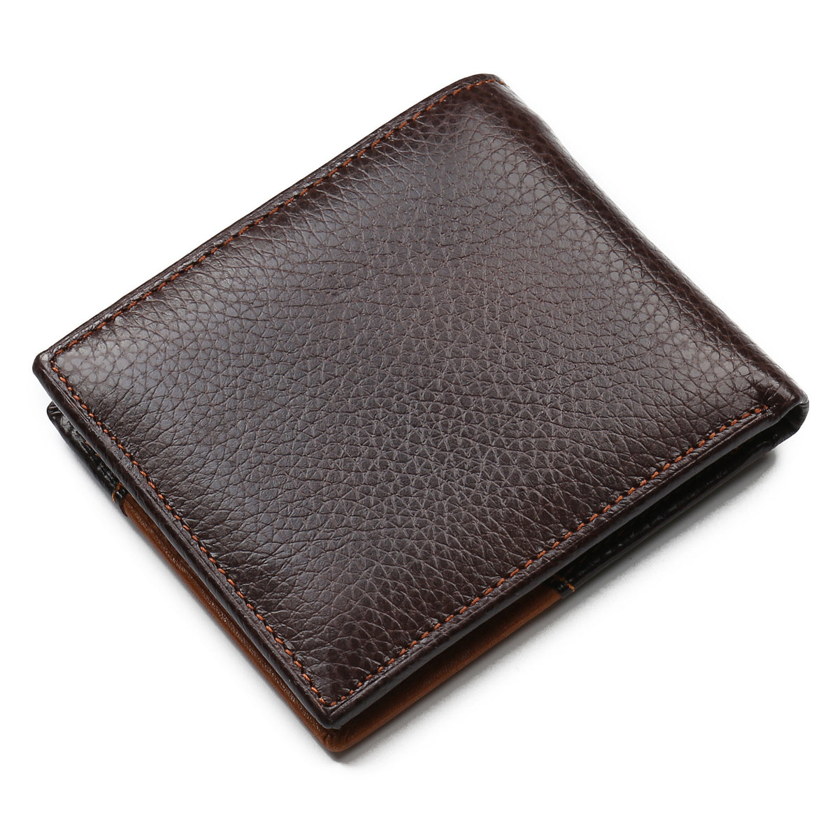 Personality Split Joint Eagle Men's Wallet