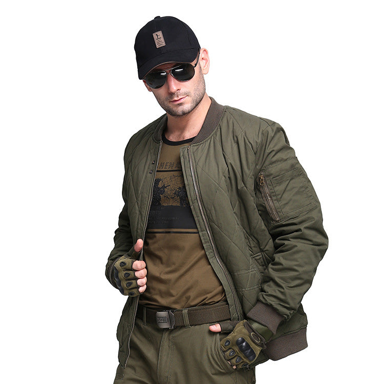 Casual Outdoor Military Warm Thicken  Men's Jacket