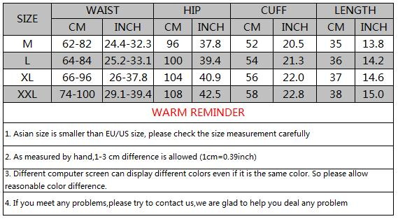 Solid Color Fitness Thin Men's Sport Shorts