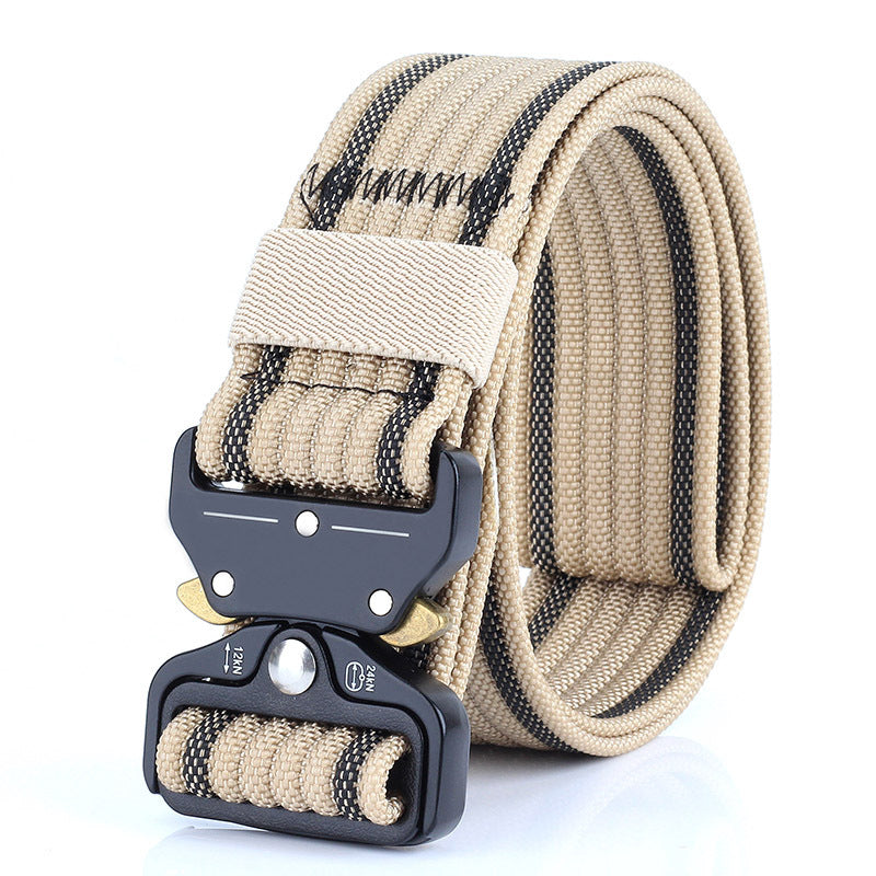 Fashion Buckle 3.8cm Quick Release Belt