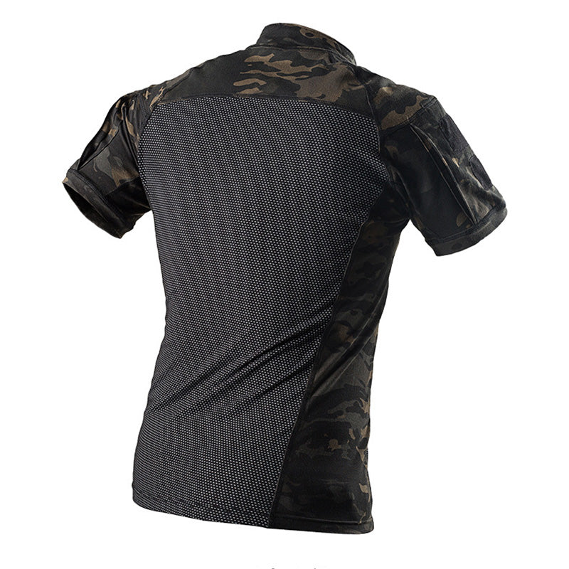 G4 Frog Suit Camouflage Short Sleeve Men's T-shirt