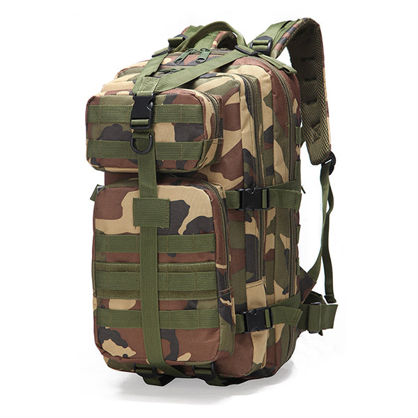 Travel Hiking Waterproof Multi-pocket Tactical Backpack( 35L )