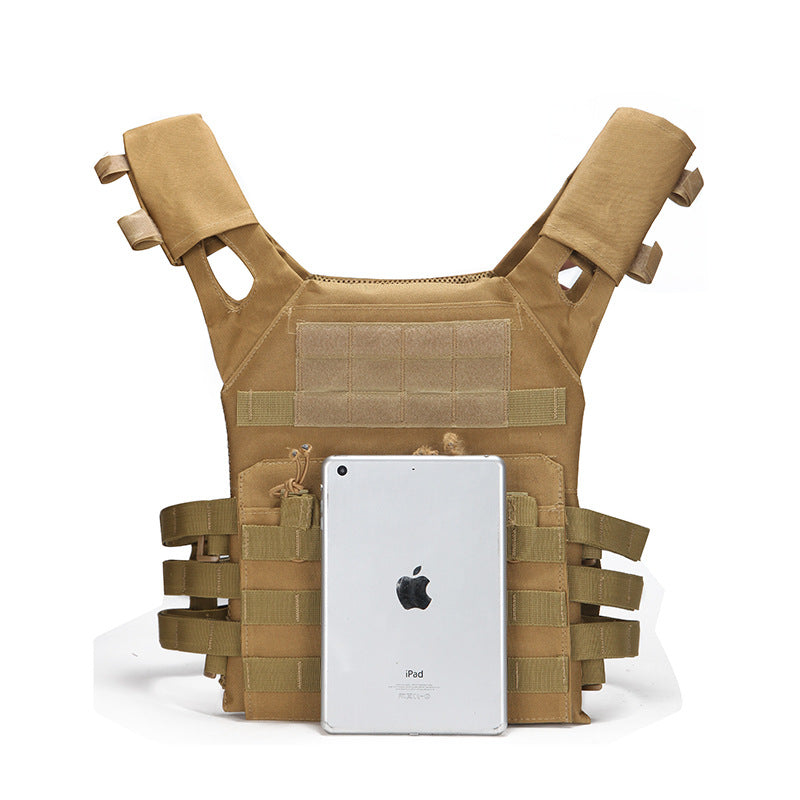 Military Training Portable Multi-functional Tactical Vest