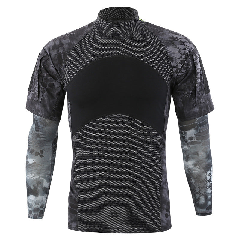 Outdoor Tactics Cotton Sweat Absorbing Men's T-Shirts