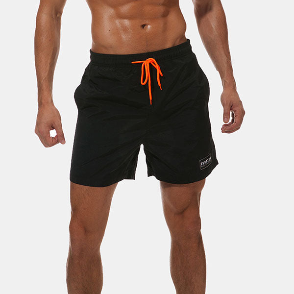 Breathable Waterproof Quick-drying Men's Beach Shorts - KINGEOUS