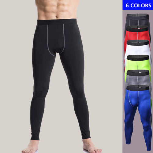 Slim Fast Drying Fitness Men's Sportswear Pants
