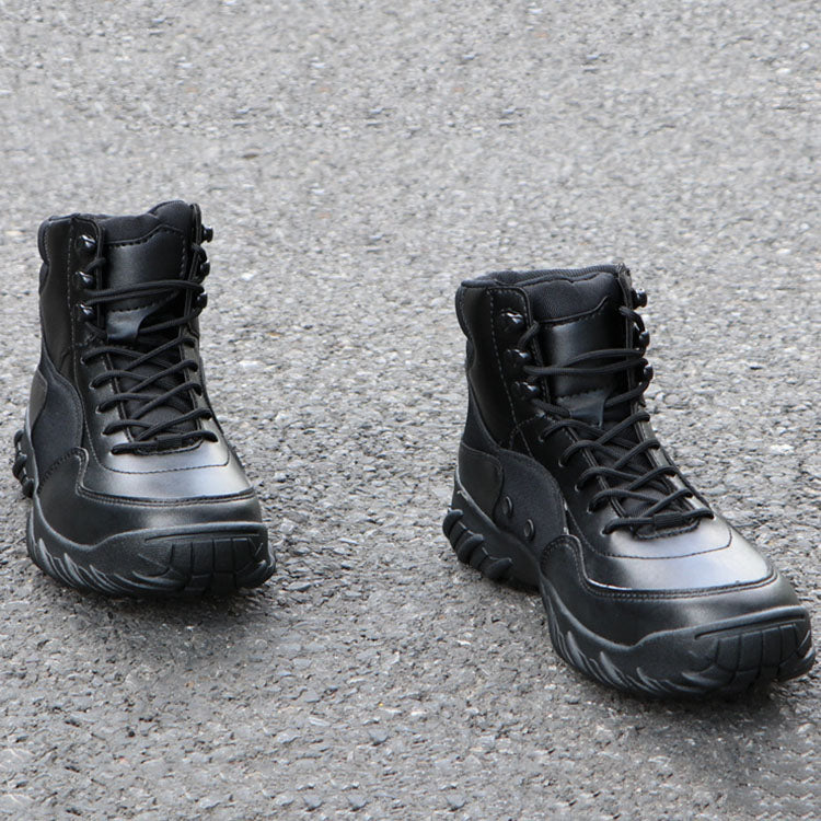 Lightweight Special Forces Army Fan Breathable Walking Tactical Boots