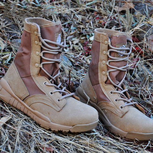 Outdoor Tactical Shock-absorbing Hiking Men's Boots