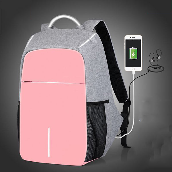 Anti-Theft Classic Design Outdoor  Backpack - KINGEOUS