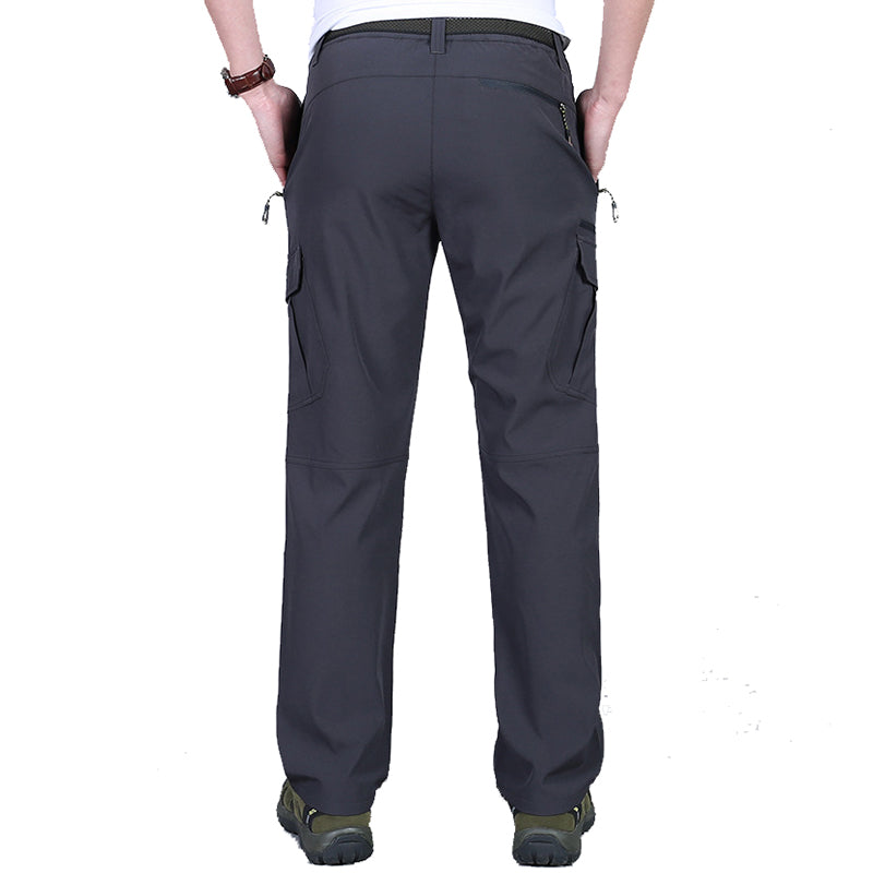 Outdoor Quick-Drying Waterproof Leisure Sport Men's Pants