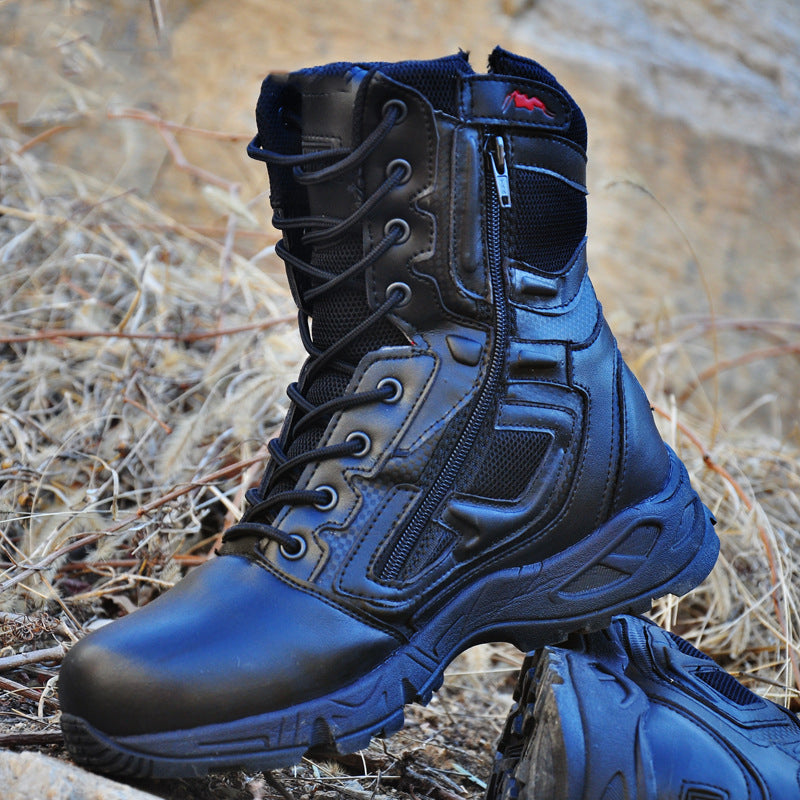Special Forces Jungle Tactical Men's Ankle Boots