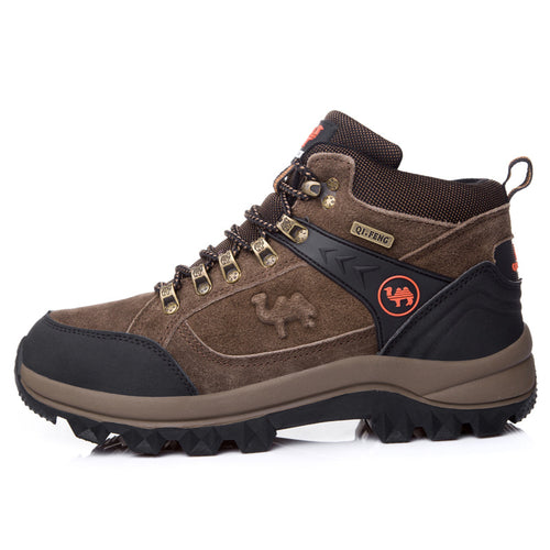 Fashion Classic Trekking Footwear Outdoor Walking Jogging Men's Shoes