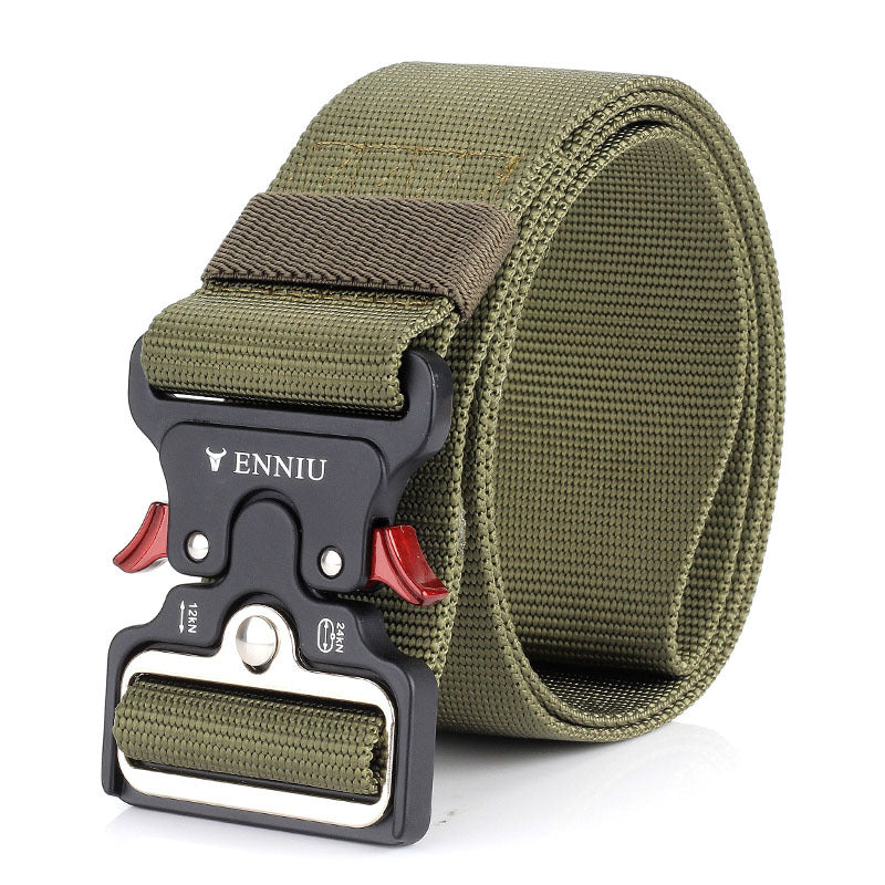 Outdoor Cobra Tactics Nylon Waist Belt