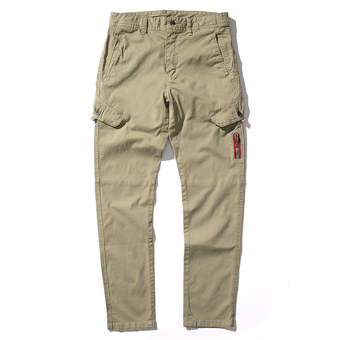 Fashion Leisure Autumn Cotton Outdoor Men's Cargo Pants - KINGEOUS
