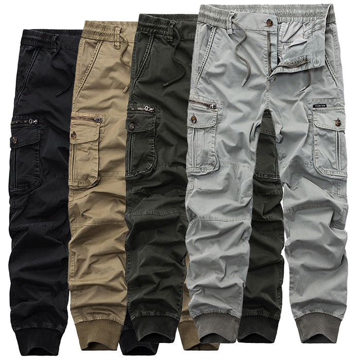bee469c463a Military Casual Cotton Camouflage Tactical Men s Cargo Pants – TANGEEL