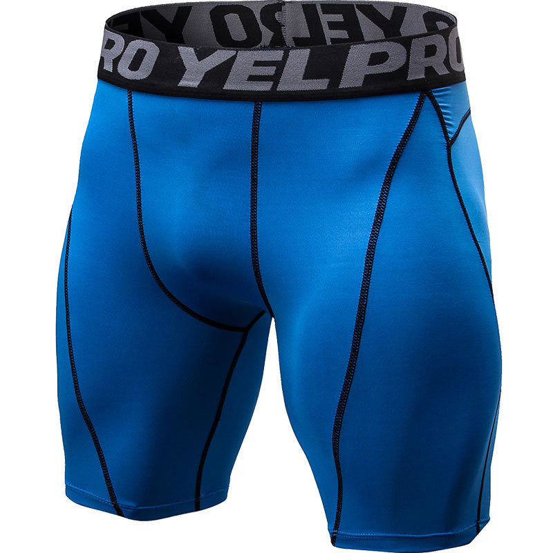 Sport Slim Breathable Men's Sportswear Shorts