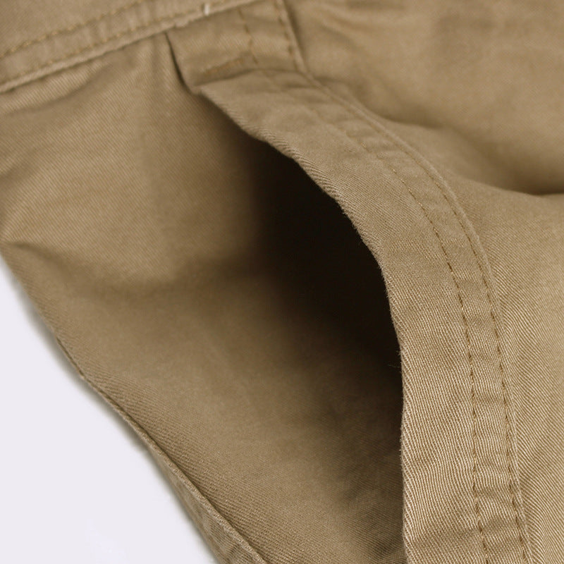 Men's Outdoor Casual Cotton Washed Pants