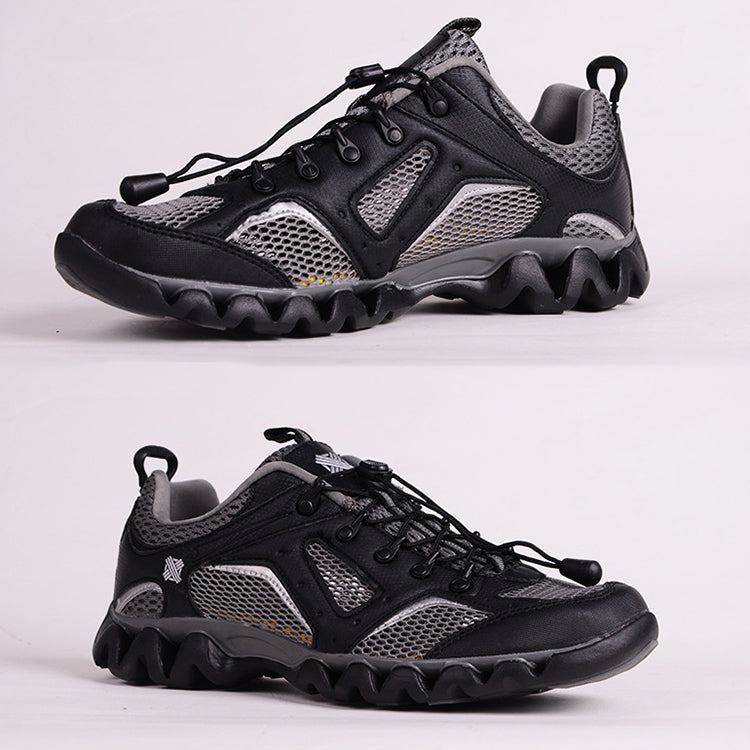 Outdoor Fast Drying Hiking Mesh Men Women Shoes