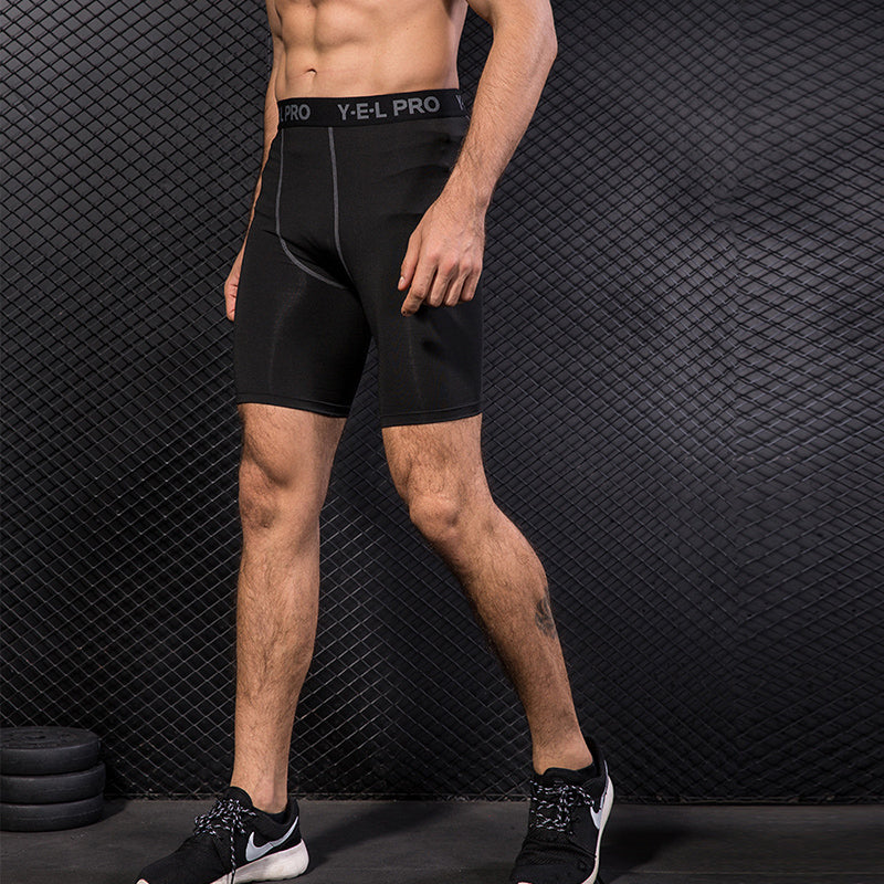 Slim Fast Drying Men's Sportswear Shorts