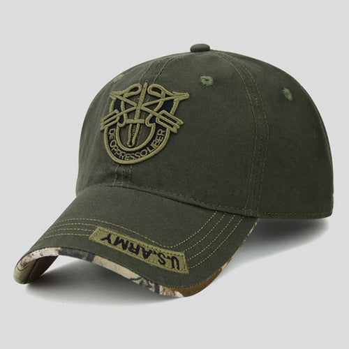 Military Camouflage Sports Sunshade Baseball Cap