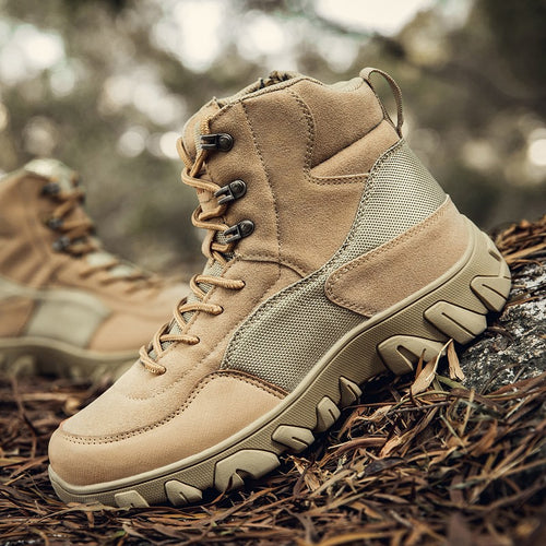 Outdoor Desert Breathable Low Men's Boots