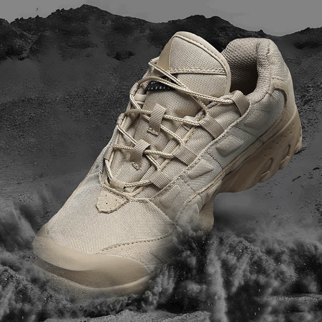Military Desert Waterproof Breathable Damping Men Tactics Shoes