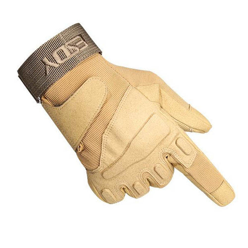 Outdoor Anti-cutting and Anti-skid Sports Men's Gloves