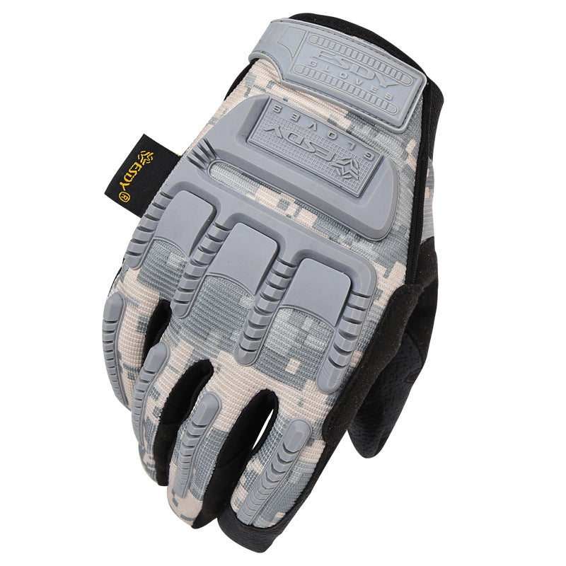 Scratch-proof Outdoor Riding and Hunting Tactical Safety Men Gloves