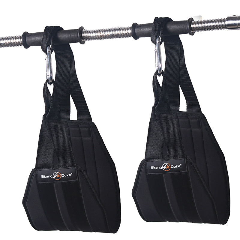 Fitness AB Sling Straps Suspension Heavy Duty Pair for Home Fitness Equipment