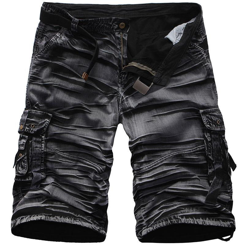 Casual Camouflage Loose Men's Shorts