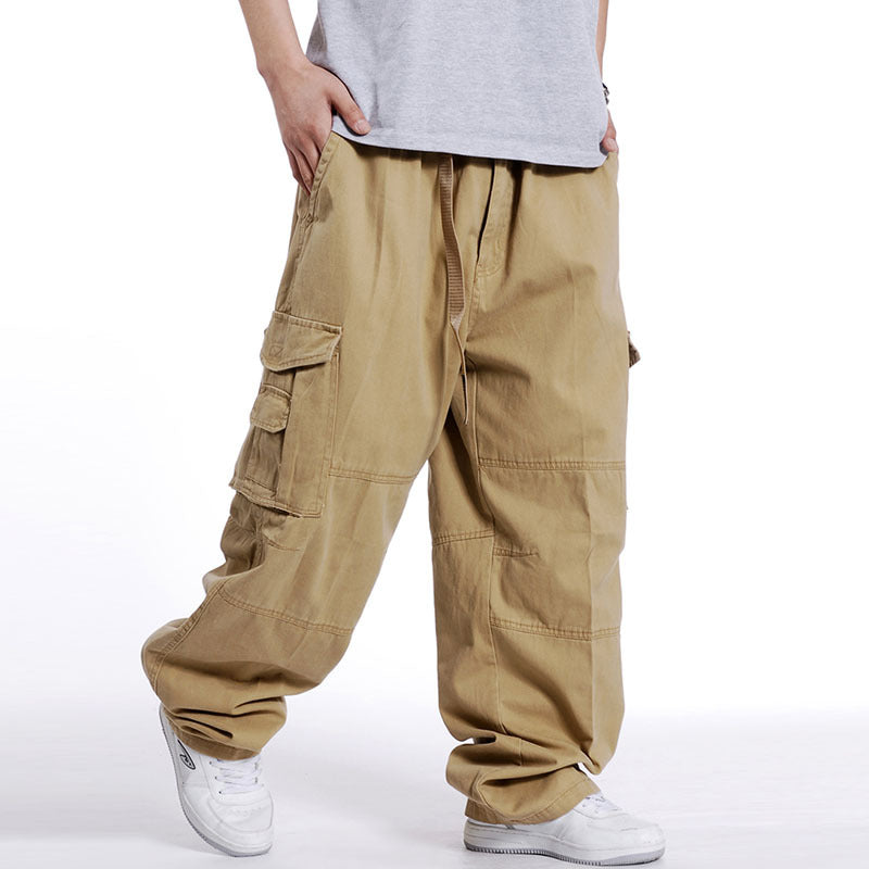 Loose Outdoor Men's Plus Size Pants