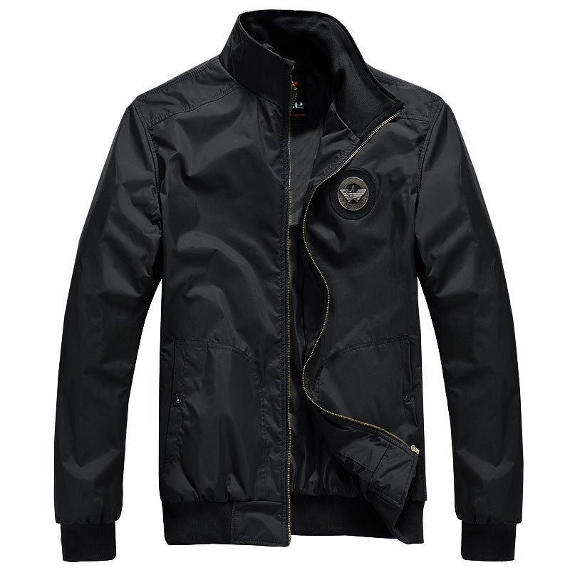 Outdoor Casual Spring And Autumn Men's Jackets