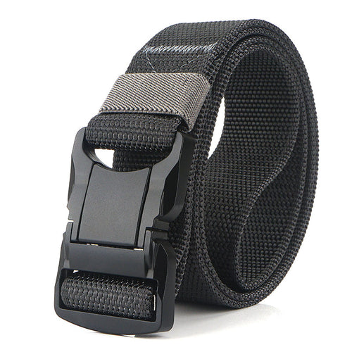 Nylon Outdoor Free to Adjust the Length Waist Belt