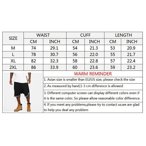 High Grade Modal Breathable Loose Crotch Men's Short