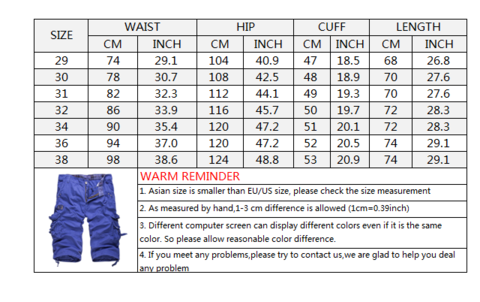 High-Grade Large Size Casual Pure Cotton Loose Men's Shorts