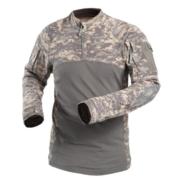 Special Forces Style Camo Men's Tactical T-shirt