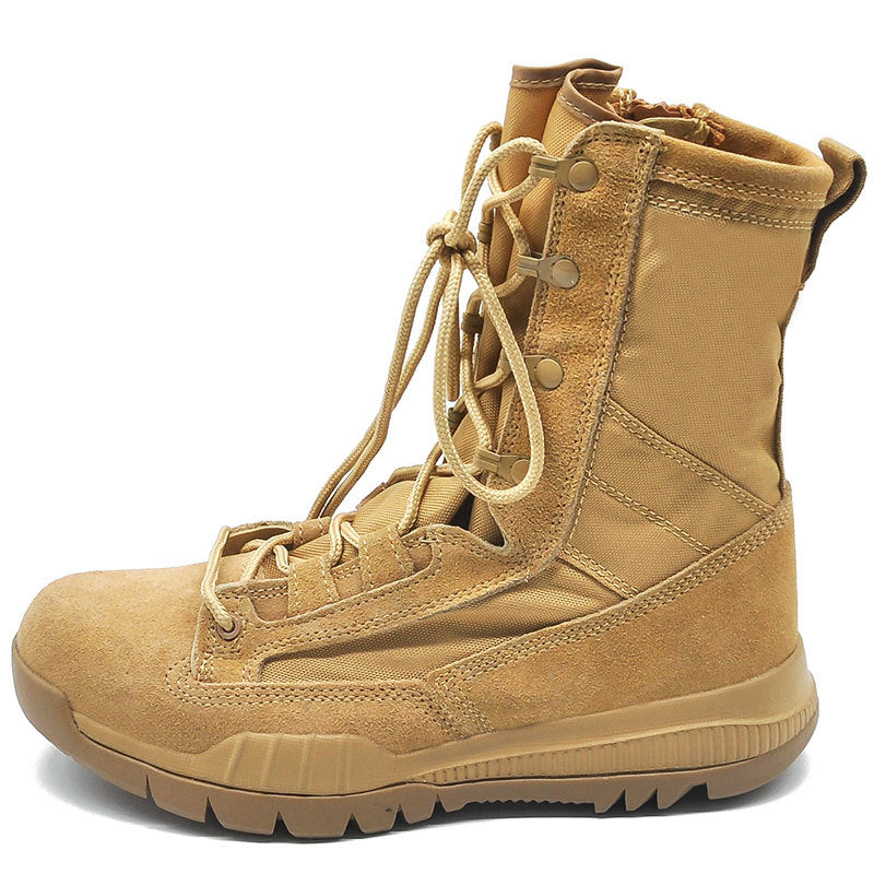 Army Tactical Military Desert Ankle Men's Boots